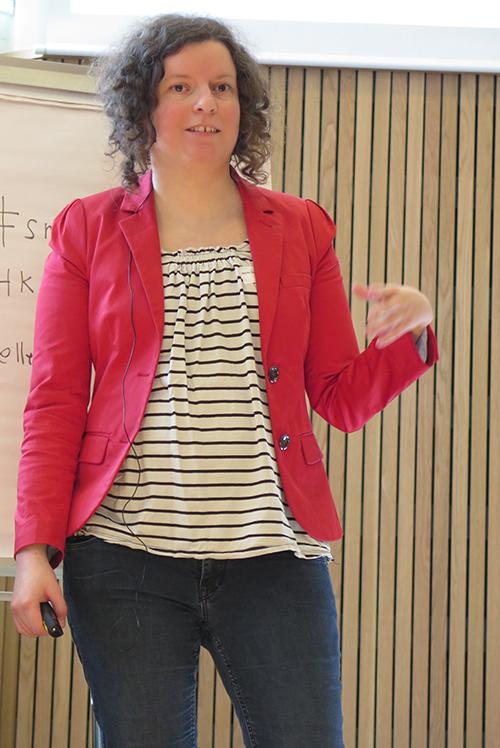 Maria Niemi, CEO Hyvää